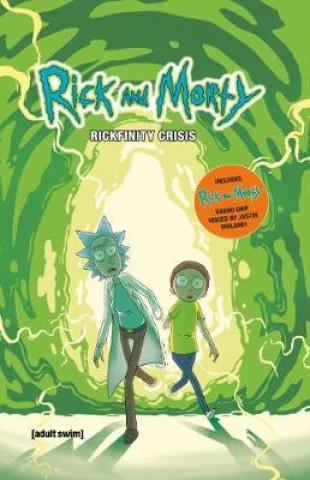Rick and Morty Hardcover Volume 1