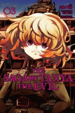 Saga of Tanya the Evil, Vol. 3 (manga)