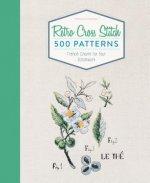 Retro Cross Stitch: 500 Patterns, French Charm for Your Stitchwork