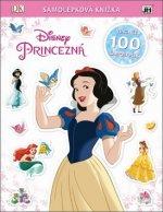 Samolepková knižka Princezné