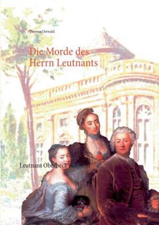 Die Morde Des Herrn Leutnants