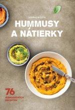 Hummusy a nátierky