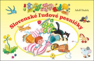 Slovenské ľudové pesničky
