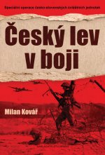 Český lev v boji
