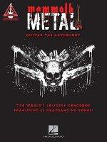 Mammoth Metal Guitar Tab Anthology