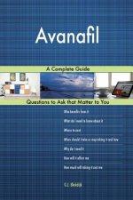Avanafil; A Complete Guide