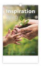 Inspiration - nástěnný kalendář 2019