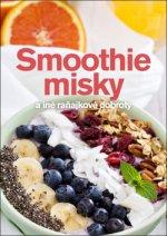Smoothie misky a iné raňajkové dobroty