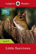 Ladybird Readers Level 5 BBC Earth Little Survivors