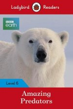 Ladybird Readers Level 6 BBC Earth Amazing Predators