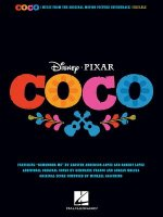 Disney Pixar's Coco For Ukulele