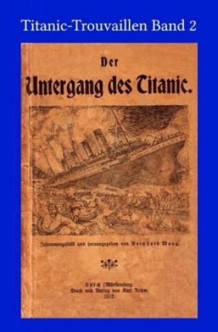 Der Untergang des Titanic
