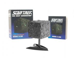 Star Trek: Light-and-Sound Borg Cube