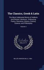 Classics, Greek & Latin