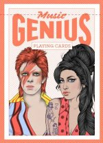 Genius Music (Genius Playing Cards)