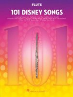 101 Disney Songs: For Flute