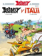 Asterix 37 Asterix v Itálii