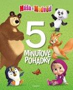 5minutové pohádky Máša a medvěd
