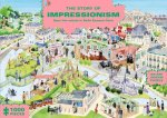 Story of Impressionism (1000-Piece Art History Jigsaw Puzzle)