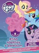 My Little Pony Kniha hádaniek s darčekom