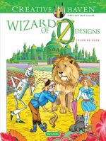 Creative Haven Wizard of Oz Designs Coloring Book