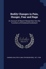 BODILY CHANGES IN PAIN, HUNGER, FEAR AND
