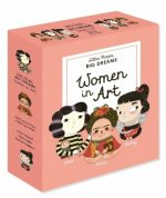 Little People, BIG DREAMS: Women in Art