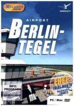 XPlane 11 AddOn Airport Berlin Tegel, 1 DVD-ROM