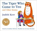 Tiger Who Came to Tea and other stories CD collection