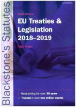 BLACKSTONES EU TREATIES LEGISLATION 2018