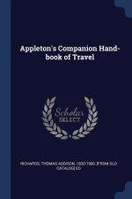 APPLETON'S COMPANION HAND-BOOK OF TRAVEL