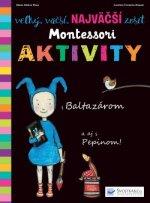 Veľký, väčší, najväčší zošit Montessori aktivity