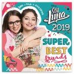 Poznámkový kalendář Soy Luna 2019