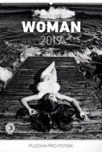 Kalendář nástěnný 2019 - Woman – Adolf Zika, 48 x 64 cm