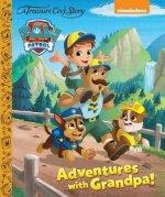 Paw Patrol - Adventures with Grandpa!
