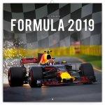 Poznámkový kalendář Formule – Jiří Křene