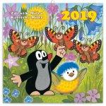 Krteček 2019 - poznámkový kalendář