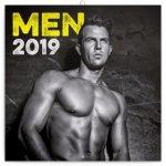 Poznámkový kalendář Muži 2019