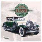 Poznámkový kalendář Classic Cars – Václa