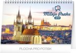 Miluju Prahu 2019 - stolní kalendář
