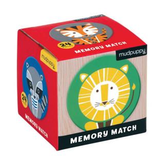 Mini Memory Game: Geometric Animals/Pexeso: Zvířata