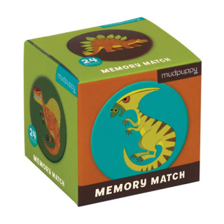 Mini Memory Game: Mighty Dinosaurs/Pexeso: Mocní dinosauři