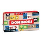 Dominoes:Geometric Animals/Domino: Zvířata