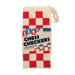 Chess&Checkers:Geometric/Cestovní šachy: Zvířata