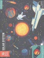 Geography Puzzle: Solar Systém/Sluneční soustava (70 dílků)