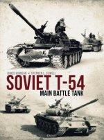 Soviet T-54 Main Battle Tank