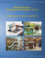 Marketing Research: Methodological Foundations, 12th edition