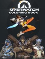 Overwatch Coloring Book: Great Coloring Pages