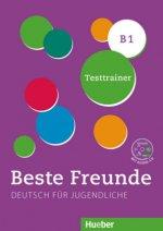 Beste Freunde B1. Kopiervorlage / Testtrainer mit Audio-CD