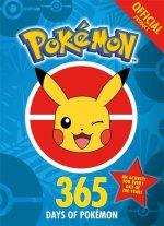 Official Pokemon 365 Days of Pokemon